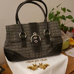TODAY  80% OFF  COACH PURSE,  NEW